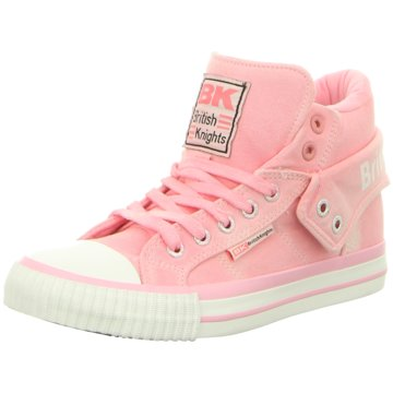 British Knights Sneaker High rosa