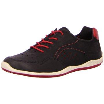a+w Sneaker Low schwarz