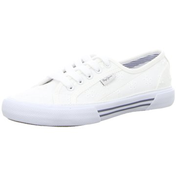 Pepe Jeans Sneaker LowAberlady Angy-20 weiß