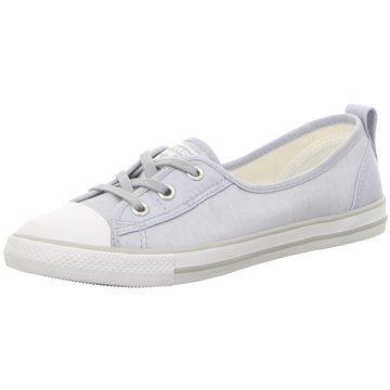 Converse Sneaker LowCTAS Ballet Lace Sli blau