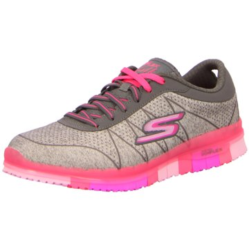 Skechers TrainingsschuheGO Flex-Ability grau