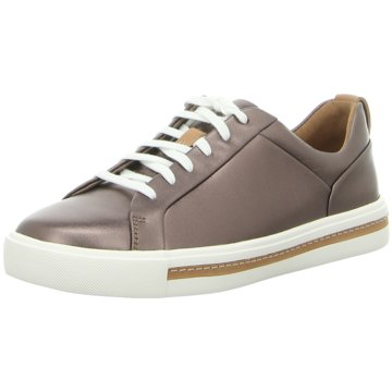Clarks Sneaker LowUn Maui Lace braun