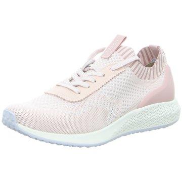 Tamaris Sneaker LowFashletics Tavia rosa