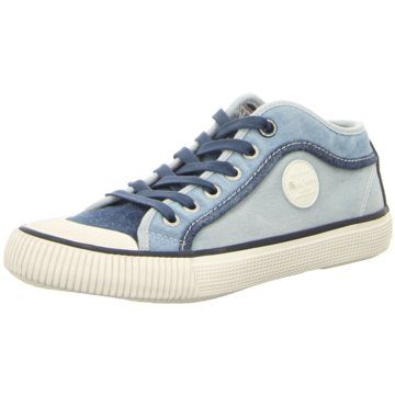 Pepe Jeans SportschuhIndustry Patch blau