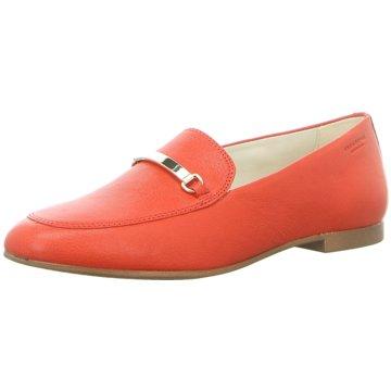 Vagabond Klassischer Slipper rot