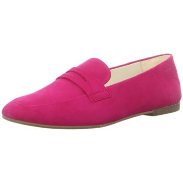 Vagabond Klassischer Slipper pink