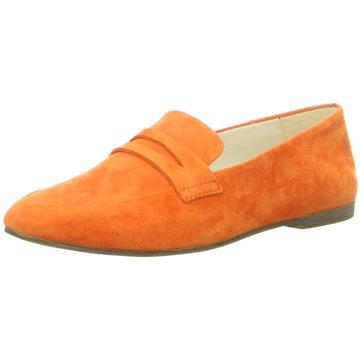 Vagabond Klassischer Slipper orange