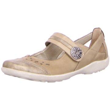 Remonte Komfort Slipper beige