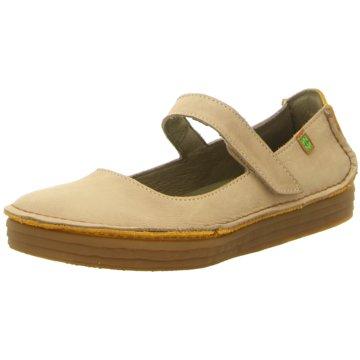 El Naturalista Komfort Slipper beige