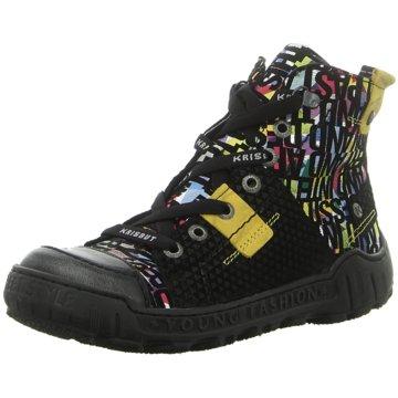 KRISBUT Sneaker High schwarz