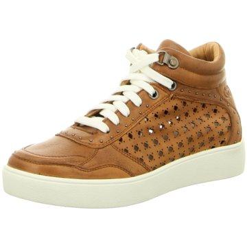 Gerry Weber Sneaker High braun