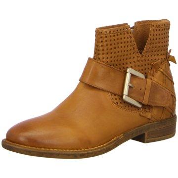 SPM Shoes & Boots Klassische StiefeletteCalvados Summer braun