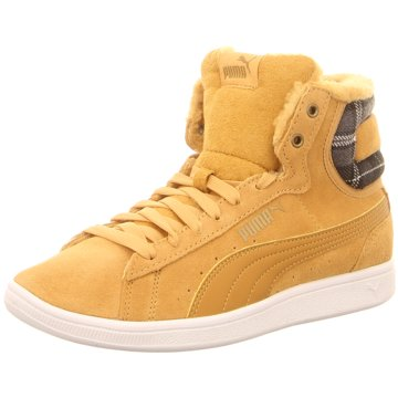 Puma Sneaker High beige