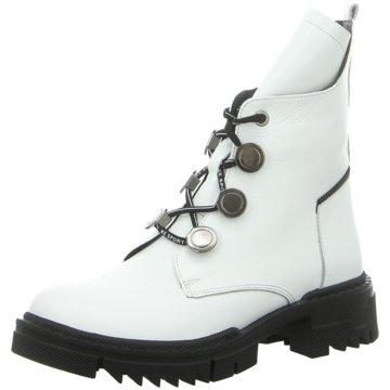 Artiker Boots weiß