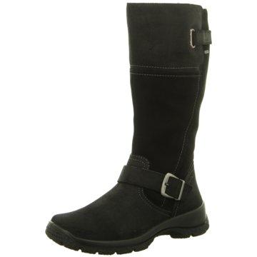Legero Klassischer Stiefel schwarz