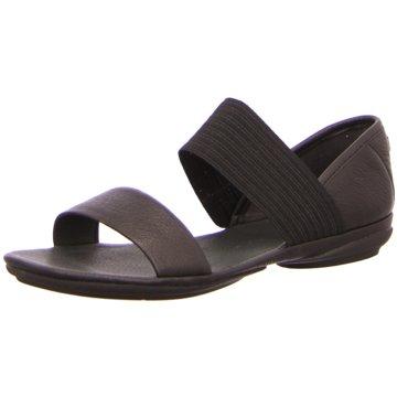 Camper Sandale schwarz