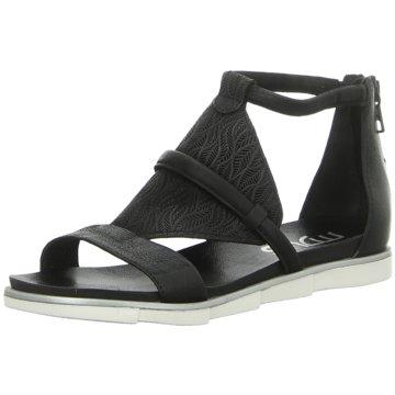 Mjus Top Trends SandalettenKatana schwarz