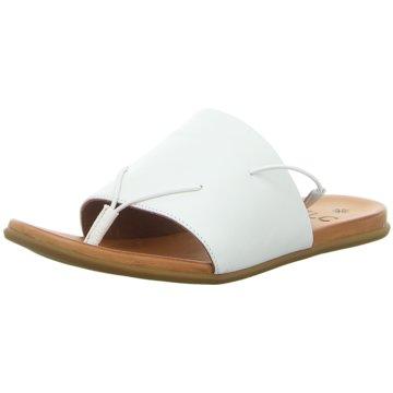 ILC ZehentrennerLadies Sandal white weiß