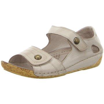 Gemini Komfort Sandale beige