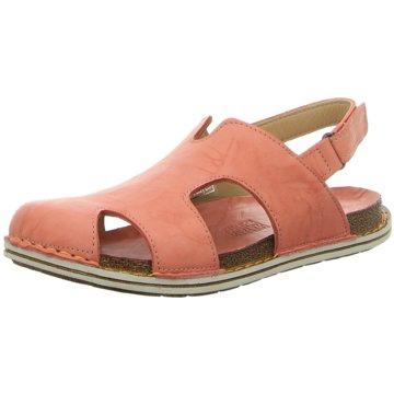 Gemini Komfort Sandale rosa