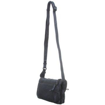 Voi Leather Design Taschen DamenCrossbody grau