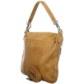 Bear Design Taschen Damen gelb