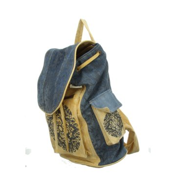 Sunsa Taschen Damen blau