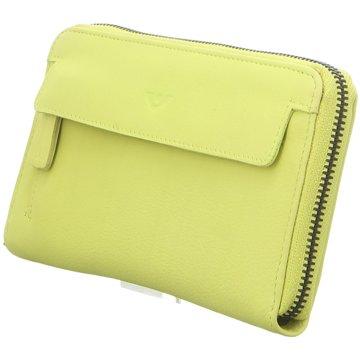Voi Leather Design Geldbörsen & Etuis gelb