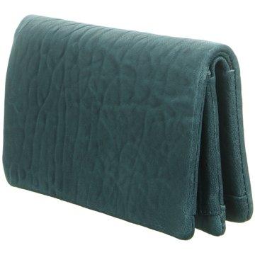 Voi Leather Design Geldbörse grün