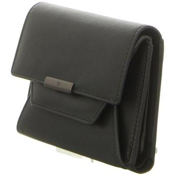 Voi Leather Design Geldbörsen & EtuisWienerschachtel schwarz