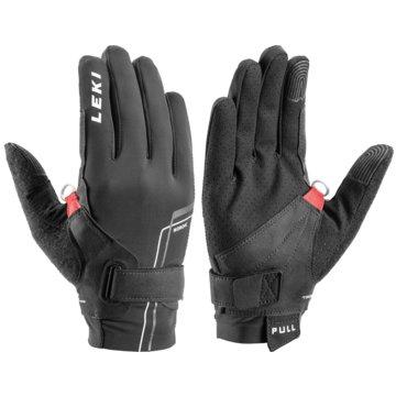Leki FingerhandschuheNORDIC MOVE SHARK - 649701301 schwarz