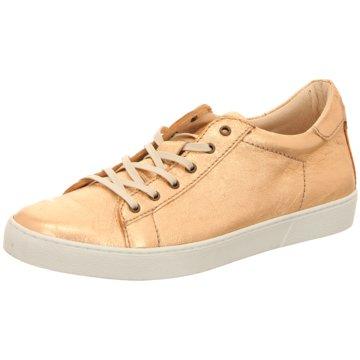Mjus Sneaker Low gold