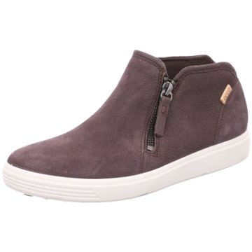 Ecco Sneaker HighSoft 7 Ladies braun