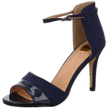 Buffalo Top Trends High Heels blau