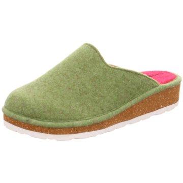 Rohde Hausschuh grün
