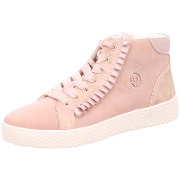 Bugatti Sneaker rosa