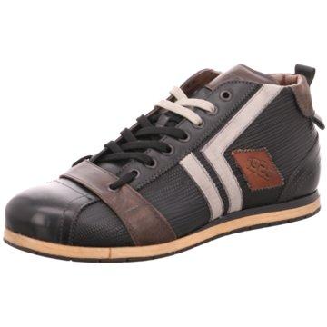 Kamo-Gutsu Sneaker Low schwarz