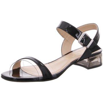 Unisa Top Trends Sandaletten schwarz
