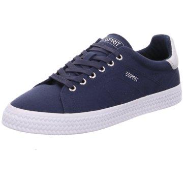 Esprit Sneaker LowNETTA LU blau