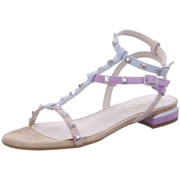 Lodi Top Trends Sandaletten blau