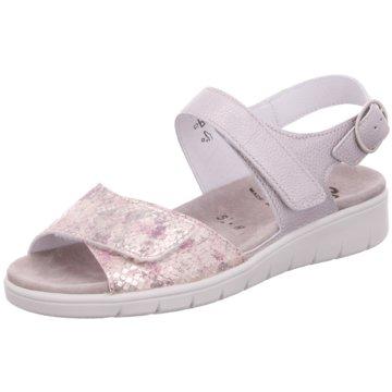 Semler Komfort Sandale rosa