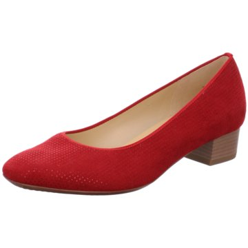Jenny Flacher Pumps rot