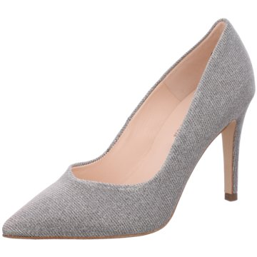 Peter Kaiser High Heels silber
