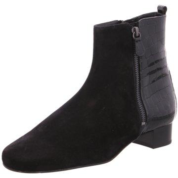Hassia Komfort Sandale schwarz