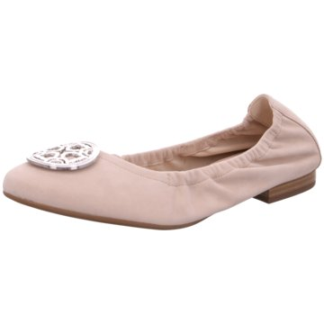 Peter Kaiser Faltbarer Ballerina beige