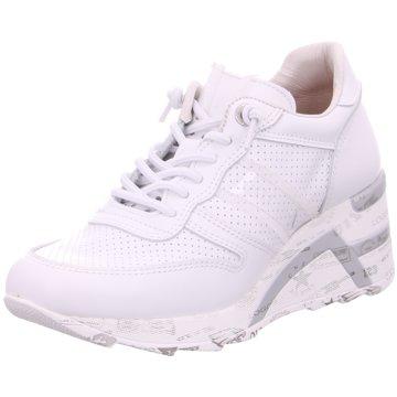 Cetti Sneaker Wedges weiß