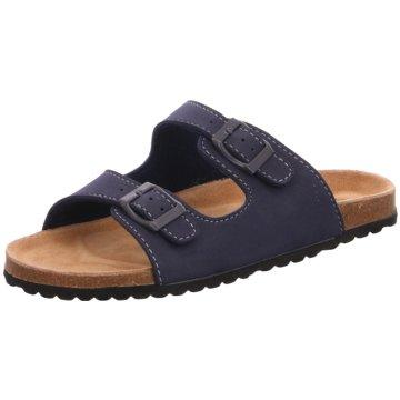 Idana Offene Schuhe blau