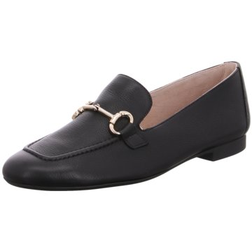 Paul Green Business Slipper2596 schwarz