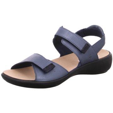 Romika Bequeme Sandalen blau