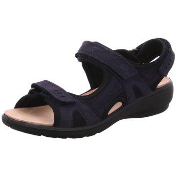 Legero Komfort SandaleGorla blau